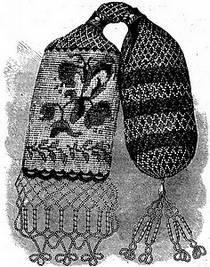 Beaded Amulet Bag Free Patterns, Beaded Amulet Bag Free Patterns