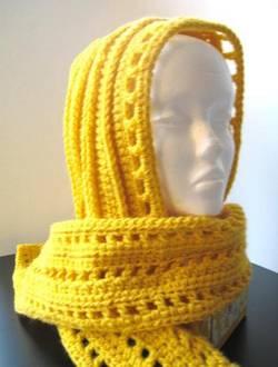 Crochet Pattern Central - Free Scarf Crochet Pattern Link Directory