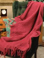 Knitting Raspberry Stitch In The Round : Raspberry Afghan Free Knitting Pattern from the Afghans Free Knitting Pattern...
