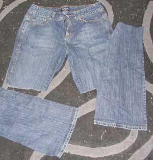 jean skirt sewing pattern 1888