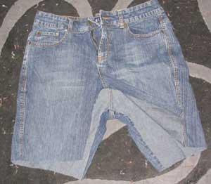 jean skirt sewing pattern 1890