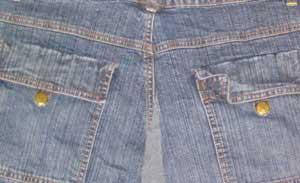 jean skirt sewing pattern 1908