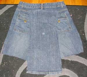 jean skirt sewing pattern 1915