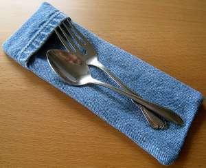 cutlery pouch pattern